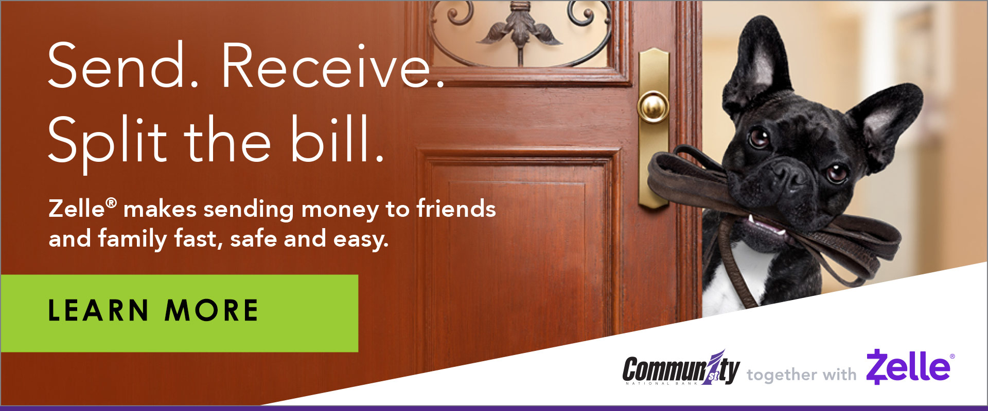 Putting Relationships First :: Community First National Bank